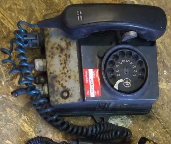 telefon z demontażu z kopalni