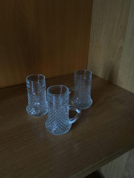 Kieliszki kryształowe