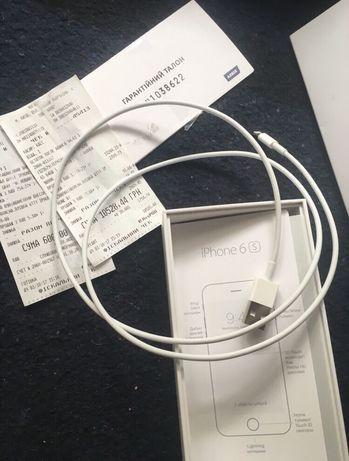 Кабель новий оригинал блок айфон iphone ipad lightning шнур зарядка