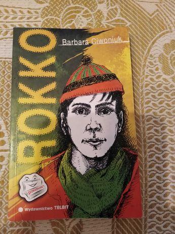 "Książka ""Rokko"" Autorka Barbara Ciwoniuk"