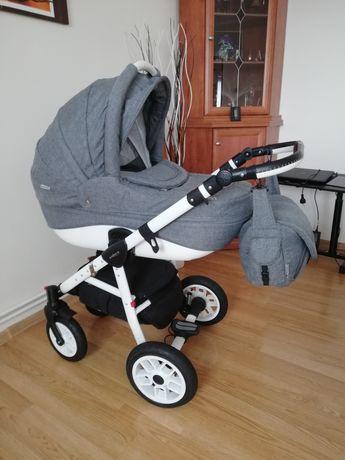 Wózek 2w1 Adamex Pajero
