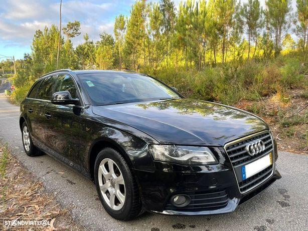 Audi A4 Avant 2.0 TDi Exclusive Multitronic