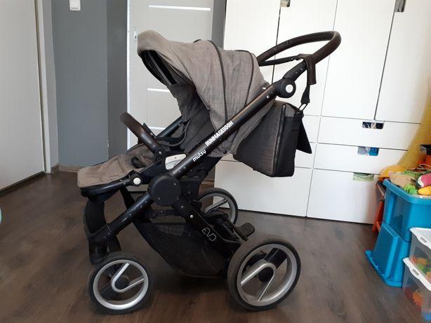 Wózek Mutsy Evo 2w1, dużo dodatków!
