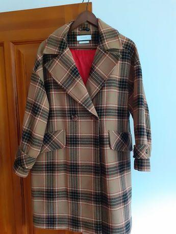 Płaszcz Reserved 70% wełna,  L, XL