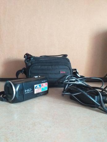 Цифровая видеокамера Sony HDR-CX220