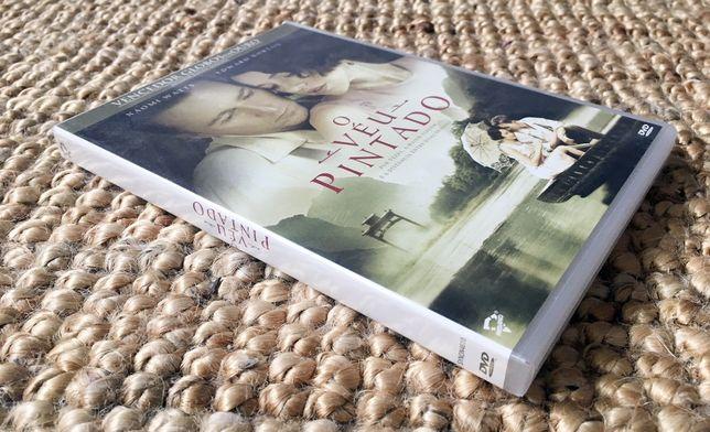 """DVD filme """"O Véu Pintado"""""""