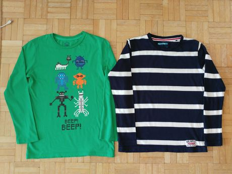 Bluzka cool club potworki pixel r 140 t shirt koszulka