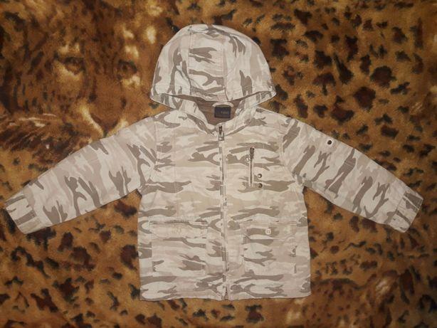 Демисезонная куртка,парка,ветровка,дождевик Next 92-98см