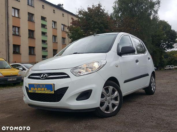 Hyundai I10 Bezwypadkowy / Serwisowany / 132 Tys, Km. Przebiegu