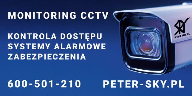 Elektryk, Monitoring, kamery sprzedaż detaliczna Monitoring kurnika