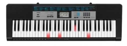 Keyboard Casio LK-136, Podświetlona Klawiatura