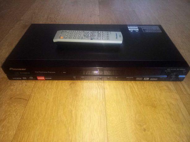 DVD-плеер Pioneer DV-696AV с DVDдисками, концерты рок музыки.