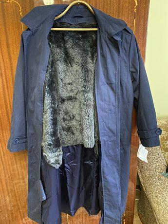 Пальто таможенное зимнее