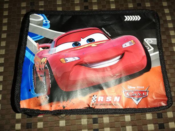 """Lancheira criança """"cars"""""""