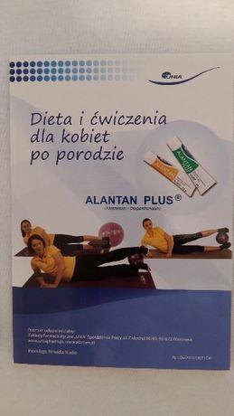 Dieta i ćwiczenia dla kobiet po porodzie - płyta CD
