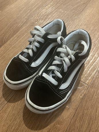Кроссовки , кеды , обувь vans 27 размер