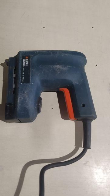 Agrafadora elétrica Black & Decker KX418E