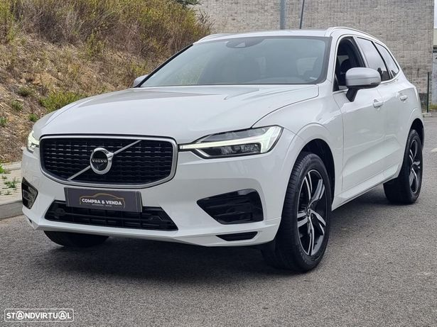 Volvo XC 60 2.0 D4 R-Design AWD Geartronic