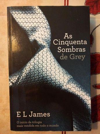 Trilogia Cinquenta Sombras de Grey - E. L. James