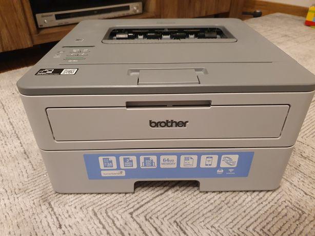 Brother HL-B2080DW drukarka laserowa monochromatyczna