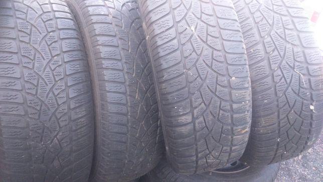 Opony zimowe Dunlop SP Winter 215/60 R17C