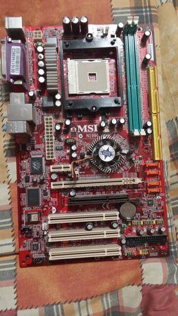 Материнка MSI MS-7135 ver 2.0