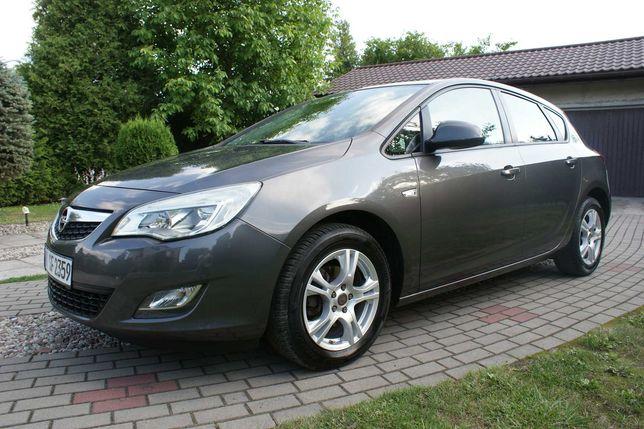 Opel Astra J 1.6 Benzyna 116 KM Przygotowana do rejestracji