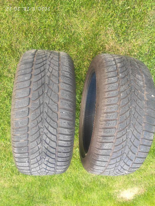 Sprzedam opony Vredestein i Dunlop Nierada - image 1