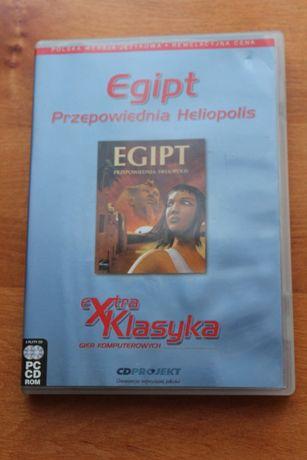 """Gra PC """"Egipt. Przepowiednia Heliopolis"""""""