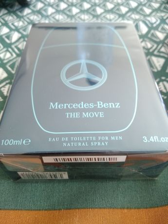 Perfume Mercedes Benz the move