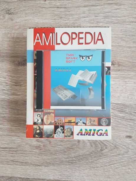 Amilopedia TSS Twin Spark Soft
