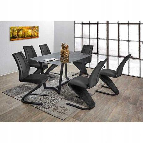 zestaw  dwóch krzeseł do salonu