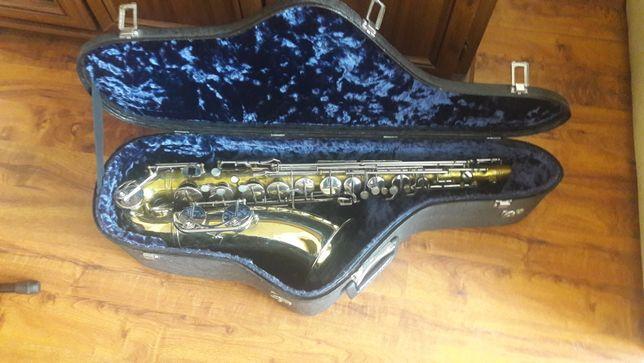 Saksofon tenorowy WELTKLANG.