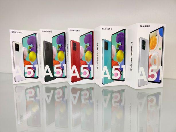 Магазин! Официальные Samsung Galaxy A51 4/64GB, 6/128GB 1 ГОД ГАРАНТИИ