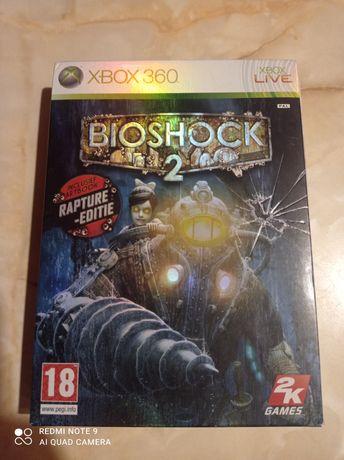 BioShock 2 edycja limitowana, Xbox 360