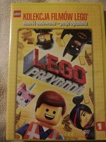 Lego Przygoda DVD komplet (z dostawą)