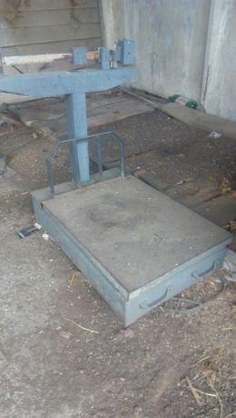 Ваги платформні 1000 кг