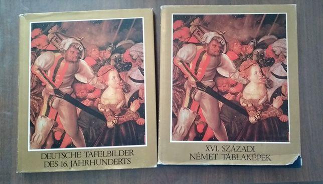 Немецкие панно XVI века в венгерских коллекциях
