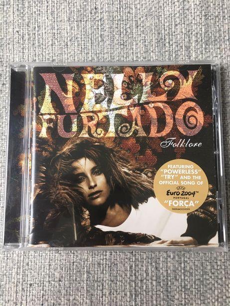 Nelly Furtado - folklore lana del rey justin timberlake timbaland
