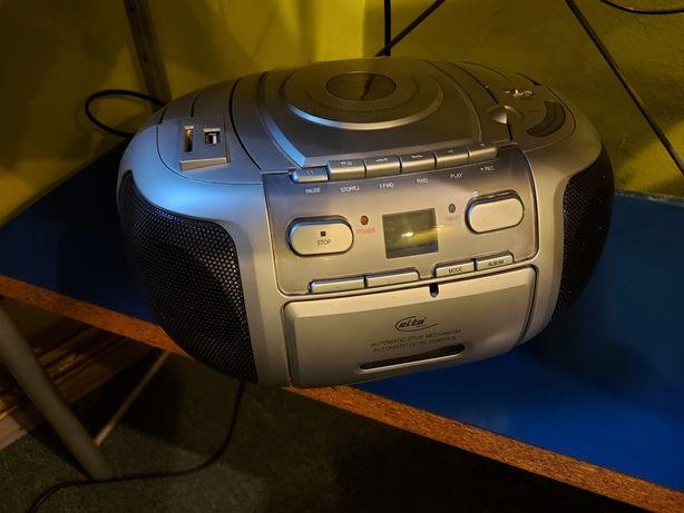 Radio na płyty cd. Stan bardzo dobry