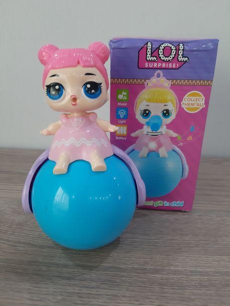 Лол LOL неваляшка лол кукла