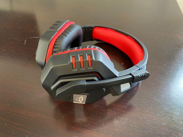 Gamingowe słuchawki bezprzewodowe Trust GXT 390 Juga Wireless - Nowe