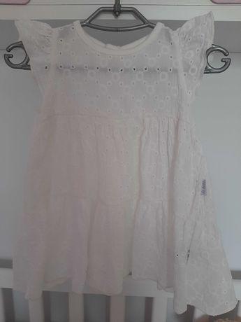 Sukienka niemowlęca Fabryka Bodziaków roz. 68