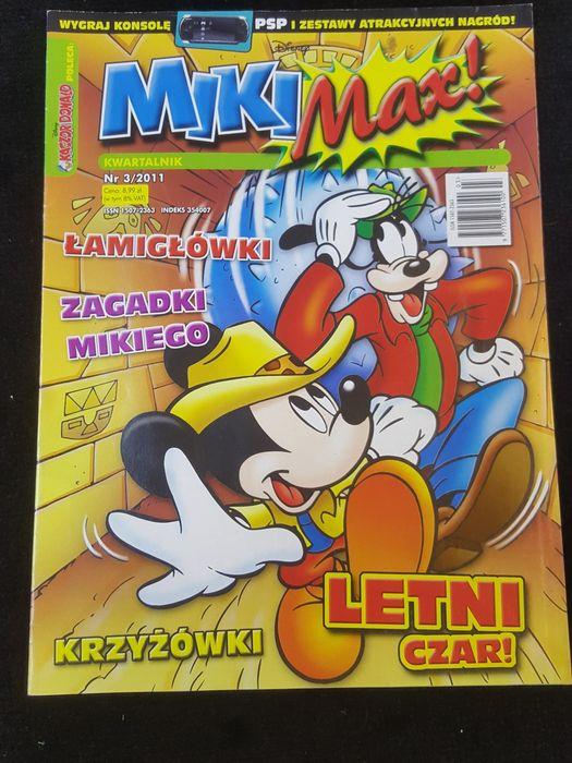 Miki Max. Nr3/2011. Komiks Morąg - image 1