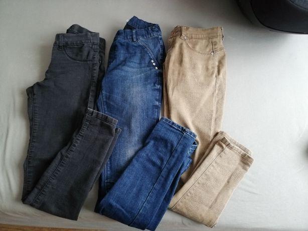 Spodnie xs stan dobry