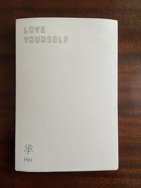 BTS- Love Yourself: Her   Versao V