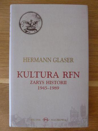 Kultura RFN Zarys Historii - Glaser Hermann