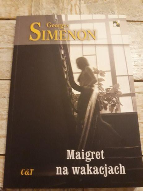 Maigret na wakacjach. Georges Simenon