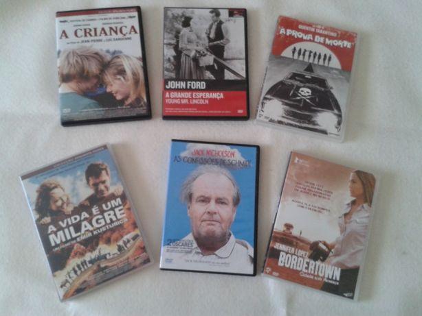 Filmes em DVD-lote de 2 ORIGINAIS
