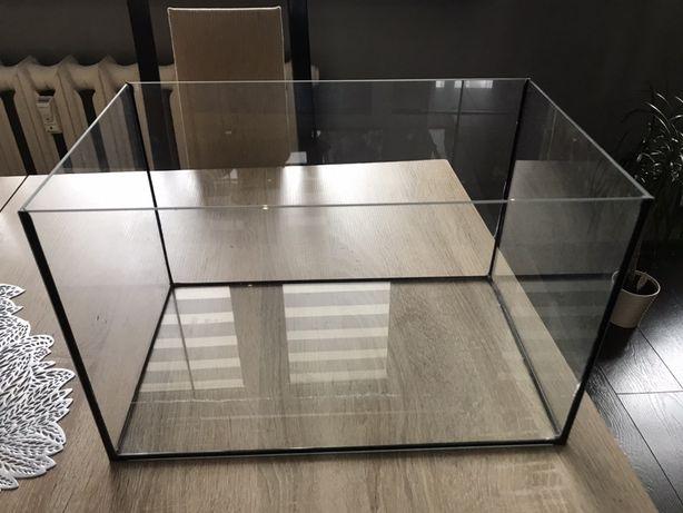 Terrarium z grzałką i filtrem